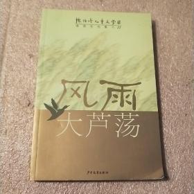 陈伯吹儿童文学奖 得奖作品集刊22  风雨大芦荡