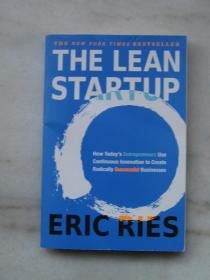 The Lean Startup 精益创业 英文原版
