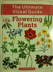 英文原版    The Ultimate Visual Guide: Flowering Plants     花卉植物视觉指南