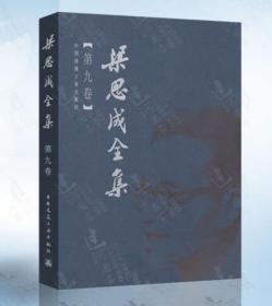 正版现货 梁思成全集(第九卷)(精装) 中国建筑工业出版社 9787112044337