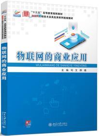 【全新正版】物联网的商业应用9787301316443北京大学出版社司文,邴璐