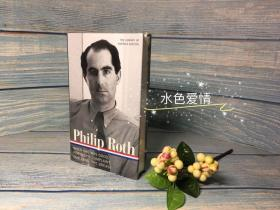预售菲利普洛斯小说集精装Philip Roth : Novels 1967-1972