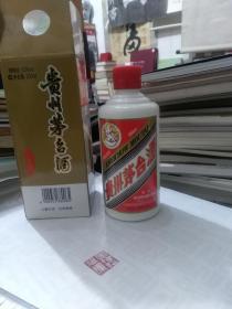 贵州茅台酒瓶(200ml)