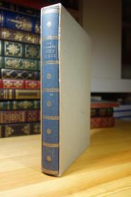 济慈诗集 The Poems of John Keats .1966年 Heritage Press  .  David Gentleman 插图