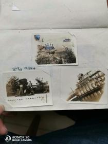 1950年无锡蠡园游泳池、鼋头渚公园老照片三张,游泳池非常少见。最后二张是网上图片。