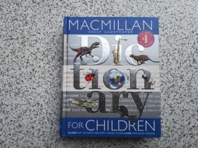 Macmillan Dictionary for Children  精装本