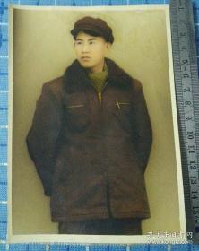 大尺寸五十年代人工上色美少年老照片