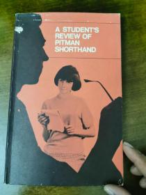 A Student's review of pitman shorthand 皮特曼速记 英文版