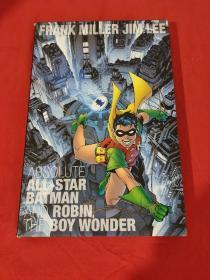 Absolute All-Star Batman and Robin, the Bo...        (8开,硬精装)  【详见图】,附外盒