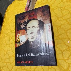 Hans Christian Andersen as an artist
