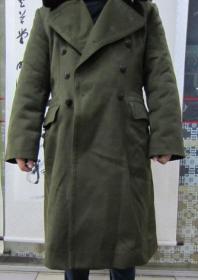 55式将校大衣1958年201厂正3号