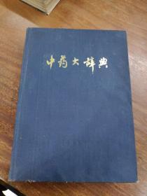中药大辞典(下)