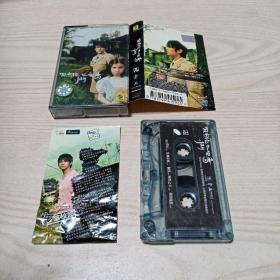 磁带周杰伦七里香(正版新索原盒原带)