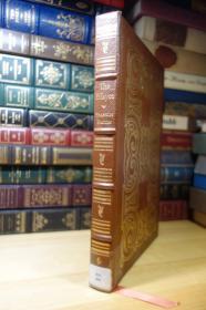 Easton Press 培根随笔集 真皮精装大本 三面刷金 Easton 收藏版 The Effayes or Counsels Civill and Morall of Francis Bacon, Baron of Verulam, Viscount Saint Alban