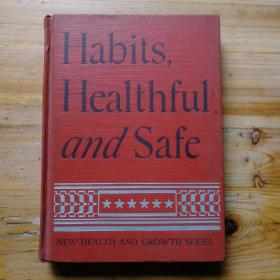 Habits,Healthful and Safe(馆藏书)