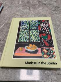 Matisse马蒂斯的精美画册,布面精装