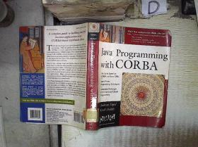 JAVA  PROGRAMMING  WITH CORBA。。