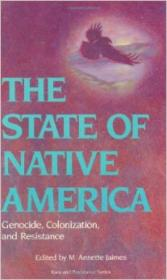 The State of Native America  Genocide, Colonizat