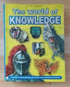英文原版书 The World of Knowledge  /  Sue Becklake (Author) 儿童科普知识读物 图文本
