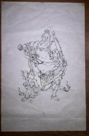 手绘真迹国画:无款20201125-20