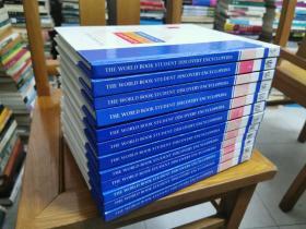 英文原版:The world book student discovery encyclopedia