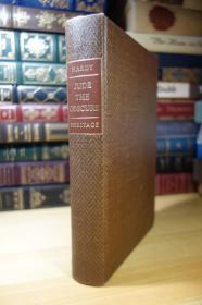 Jude the Obscure 哈代 无名的裘德 Heritage Press . Agnes Miller Parker 插图