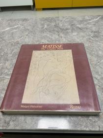 Matisse应该是马蒂斯的素描作品吧,布面精装带原塑封套,并有粘透明胶带。