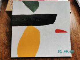 日本的抽象——村井正诚展 人本主义的色面构成 16开47作品全彩