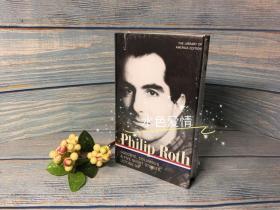预售菲利普洛斯小说集精装Philip Roth : Novels and Stories 1959-1962