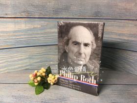 预售菲利普洛斯小说集精装Philip Roth : Nemeses