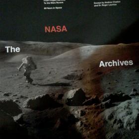 The NASA Archives 60 Years in Space美国国家航空航天局档案:在太空60年