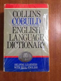 英国进口原装词典   柯林斯COBUILD 英语词典 第一版  collins cobuild english language dictionary