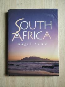 SOUTH AFRICA(外文原版旅游风光类的画册)