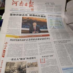 河南日报2020年11月20日