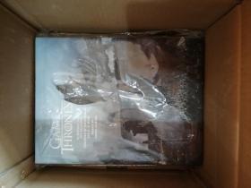 冰与火之歌The Art of Game of Thrones 权力的游戏 影视艺术画册设定集乔治马丁