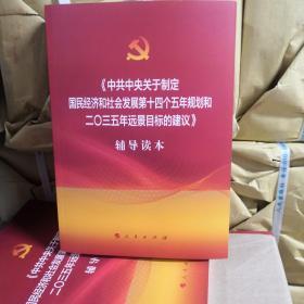 中共中央关于制定国民经济和社会发展第14个五年规划和2035年远景目标的建议辅导读本