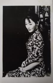 美 女旗袍照片