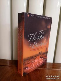 The Thorn Birds,荆棘鸟英文版,无笔记无划线,包邮。