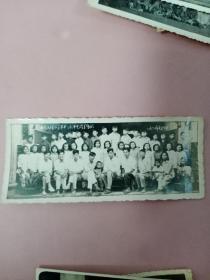 老照片(1960年西河大靖小学第十一届毕业老照片)