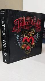 TATTOO WORLD(20开精装纹身艺术画册)
