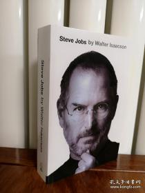 Steve Jobs:The Exclusive Biography,乔布斯英文版,无笔记无划线,包邮