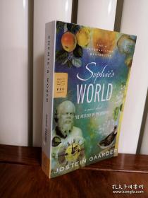 Sophie's World,苏菲的世界英文版,无笔记无划线,包邮。