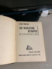 【包邮】1937年版 《被背叛的革命》THE REVOLUTION BETRAYED