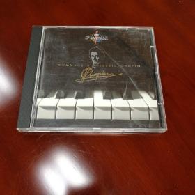 万宝龙钢笔纪念cd.萧邦,CD