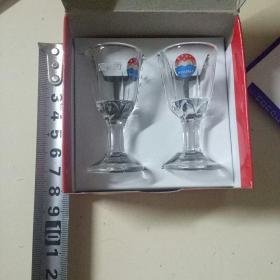 茅台酒小酒杯(二个合售)
