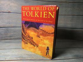 预售绝版托尔金的世界指环王的神话起源david day the world of tolkien