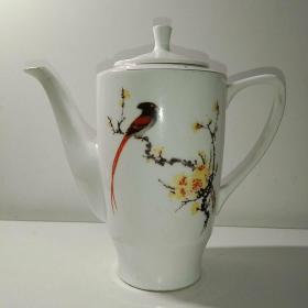岁月浸染之美◆民俗精美图案瓷茶壶之八