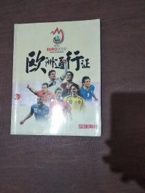 欧洲通行证:2008欧洲杯观战图鉴(足球周刊)