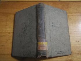 The Life and Strange Adventures of Robinson Crusoe of York Mariner( 鲁宾孙漂流记)(布面精装英文原版,1895年版)古书老书