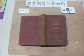 俄华经济技术辞典:附中文检字索引
